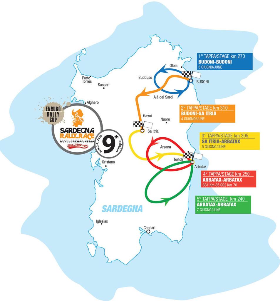 SRR16 Map